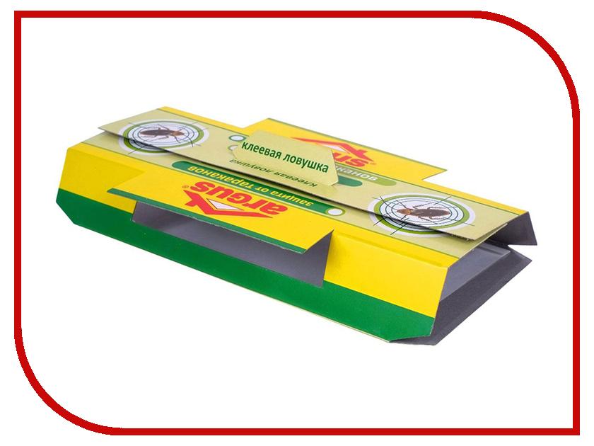 Средство защиты ARGUS 147425 - клеевая ловушка средство защиты от мух boyscout 80242 help клеевая оконная ловушка