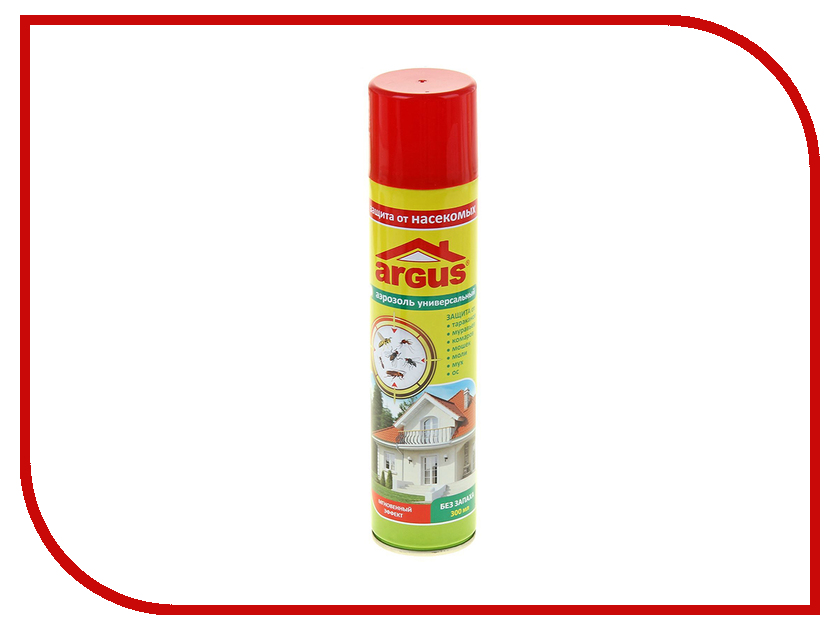 Средство защиты от мух ARGUS 301621