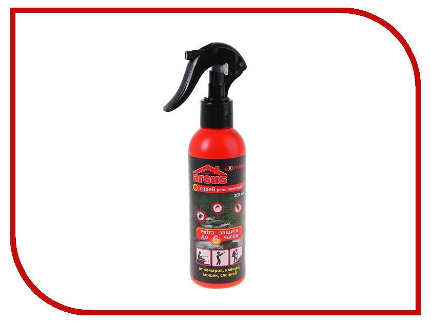 Средство защиты от комаров ARGUS Extreme 724275 - спрей