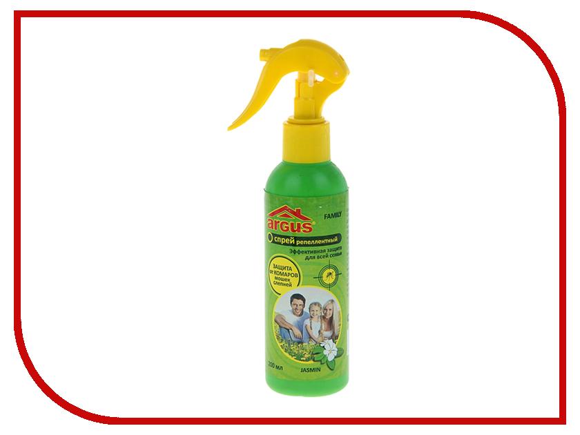 Средство защиты от комаров ARGUS Family 301623 - лосьон-спрей