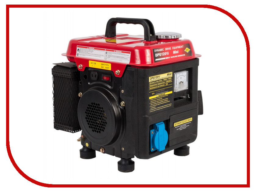 Электрогенератор DDE DPG1201i