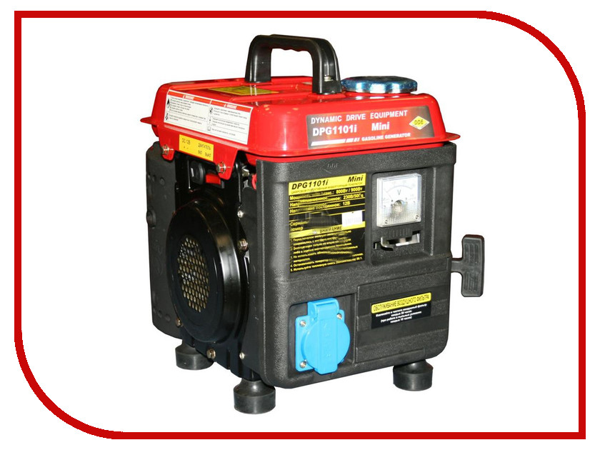 Электрогенератор DDE DPG1101i головка dde гм 50