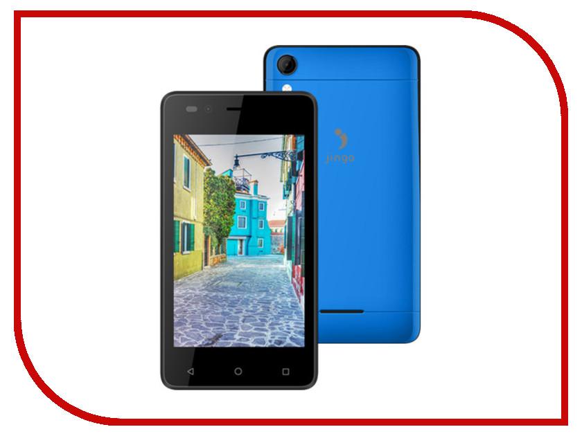 Сотовый телефон Jinga A400 Blue