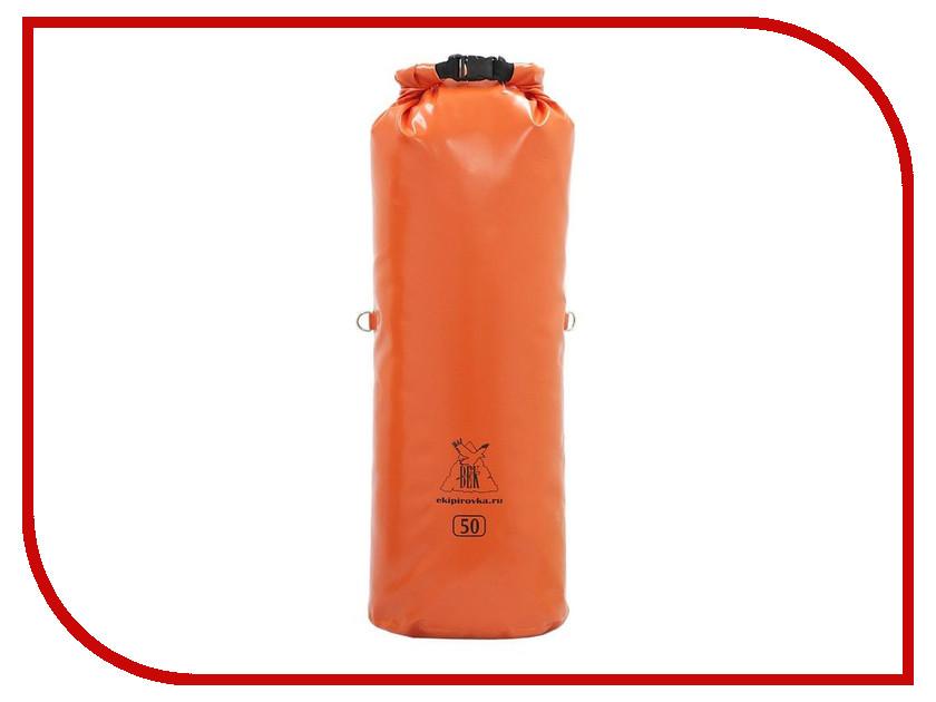 Гермомешок Век 50л Orange 1324180 нейлоновый век