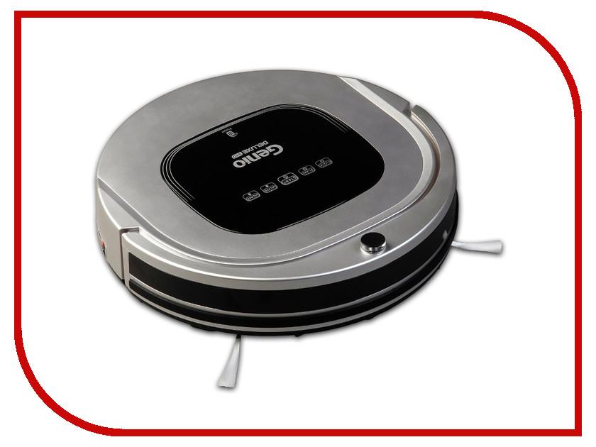 Пылесос-робот Genio Deluxe 370 Silver