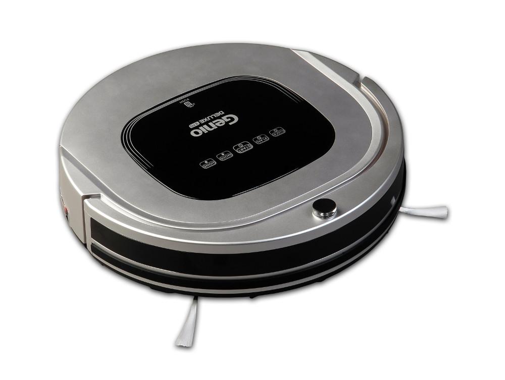 Робот-пылесос Genio Deluxe 370 Silver цены