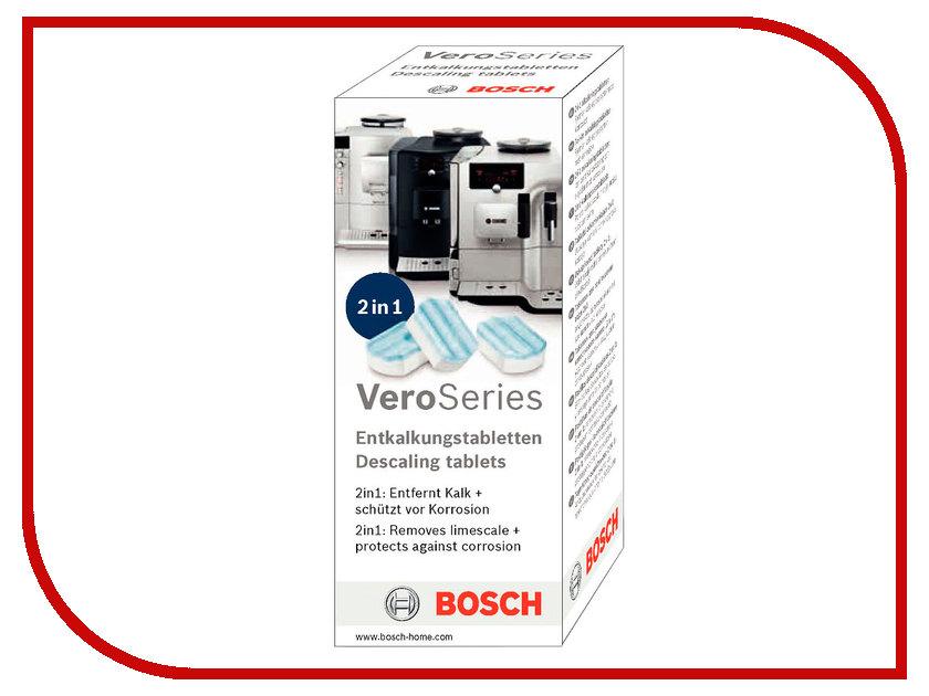 Таблетки от накипи Bosch TCZ8002 аксессуар bosch tcz8002 средство от накипи для кофеварок в таблетках