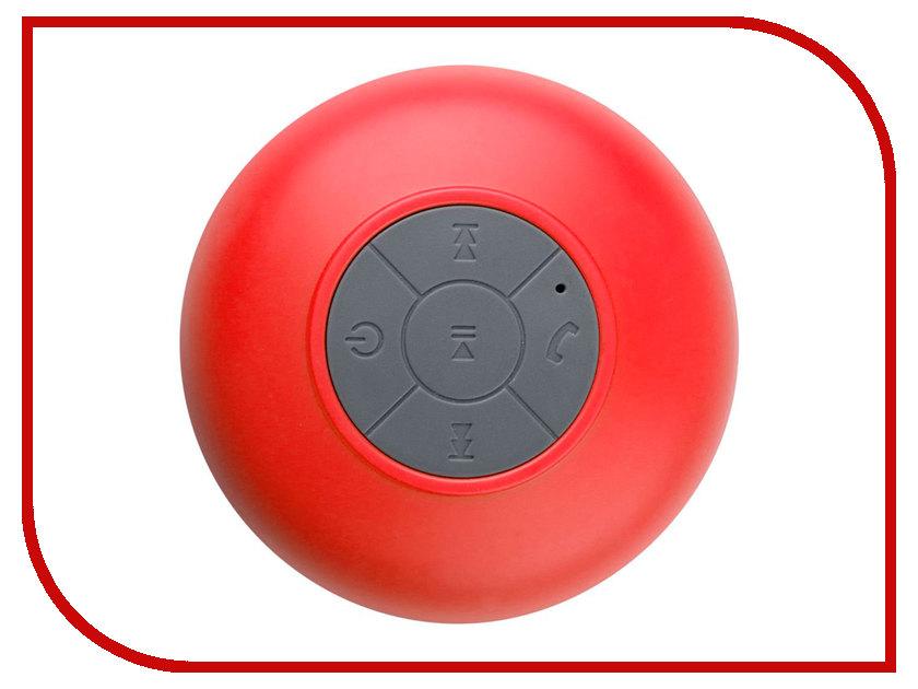 Колонка Indivo stuckSpeaker Red