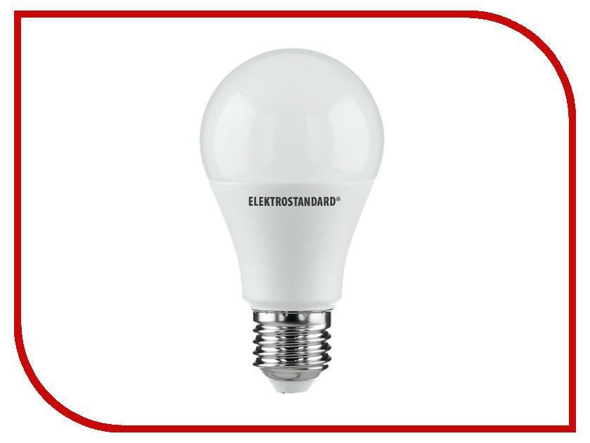 Лампочка Elektrostandard Classic LED D E27 17W 3300K elektrostandard лампа светодиодная elektrostandard classic груша матовая e27 17w 3300k 4690389086007