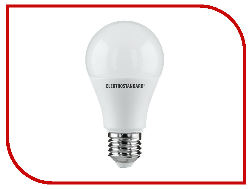 Лампочка Elektrostandard Classic LED D E27 15W 4200K elektrostandard лампочка elektrostandard led c37 cd 6w 3300k e14