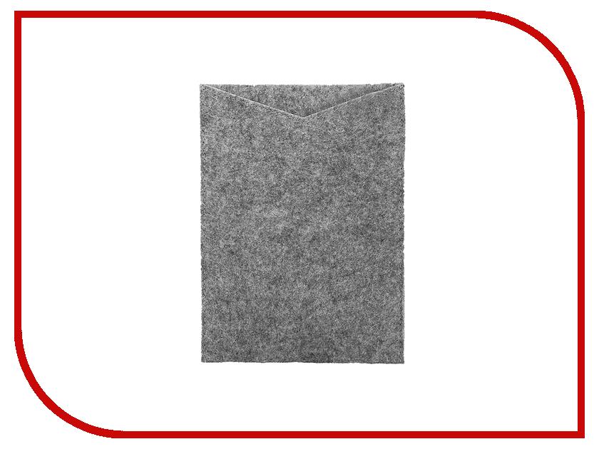 Аксессуар Чехол 8-inch IQ Format с V-вырезом Grey
