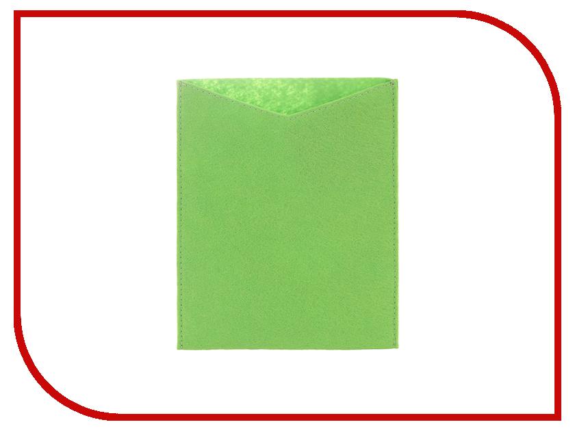 Аксессуар Чехол 8-inch IQ Format с V-вырезом Green