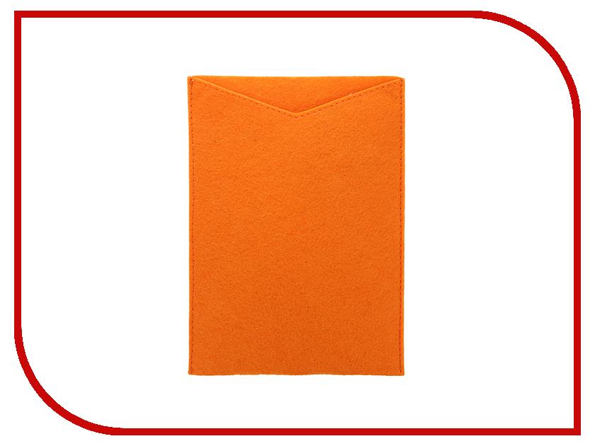 Аксессуар Чехол 8-inch IQ Format с V-вырезом Orange