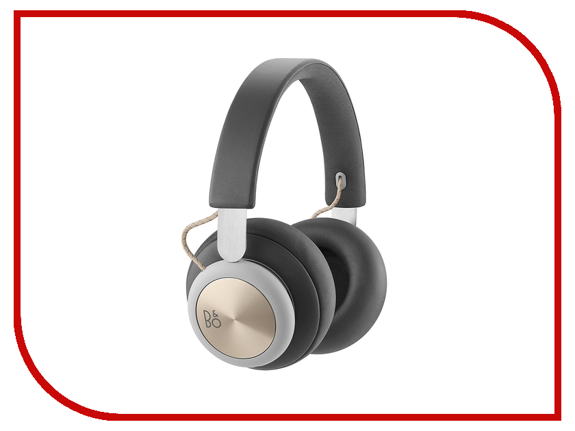 Гарнитура Bang & Olufsen BeoPlay H4 Charcoal Grey колонка bang & olufsen beoplay a2 active natural