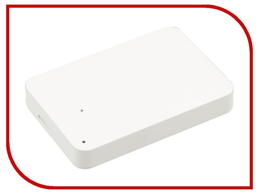 Жесткий диск Toshiba Canvio Ready 2Tb White HDTP220EW3CA