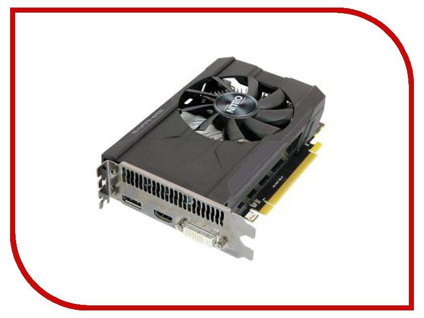 Видеокарта Sapphire Nitro Radeon R7 360 1060Mhz PCI-E 3.0 2048Mb 6000Mhz 128 bit DVI HDMI 11243-05-20
