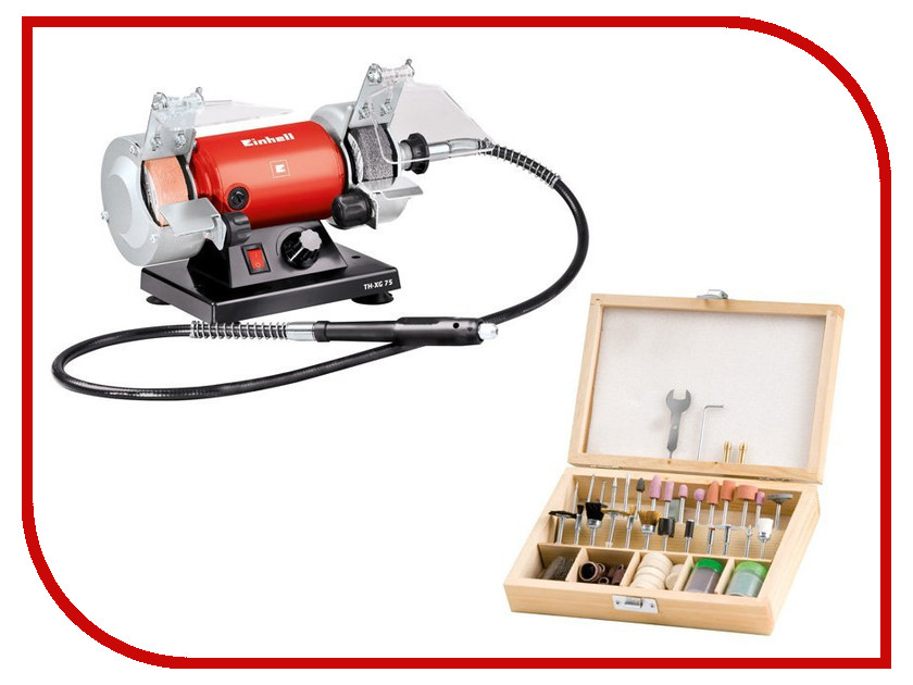 TH-XG 75 Kit  Электроточило Einhell TH-XG 75 Kit