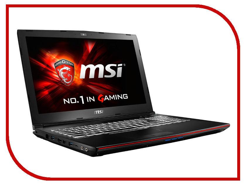 Ноутбук MSI GP72 7REX-480RU 9S7-1799B3-480 (Intel Core i7-7700HQ 2.8 GHz/8192Mb/1000Gb + 128Gb SSD/DVD-RW/nVidia GeForce GTX 1050Ti 4096Mb/Wi-Fi/Bluetooth/Cam/17.3/1920x1080/Windows 10 64-bit)
