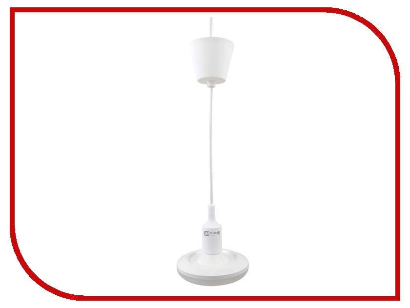 Лампочка IN HOME LED-UFO 15W 230V 4000K 1350Lm 150mm E27 4690612007328