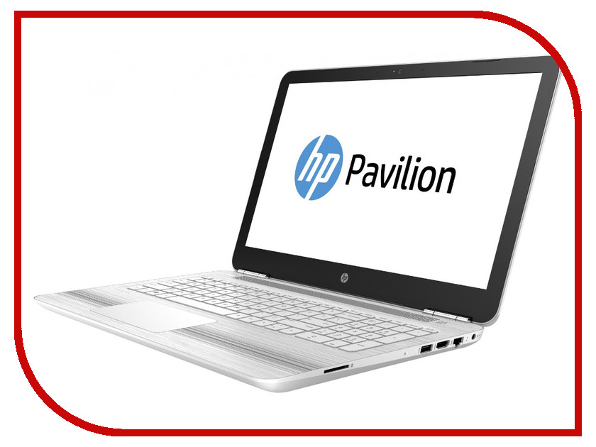 Ноутбук HP Pavilion 15-aw033ur White 1BX28EA (AMD A10-9600P 2.4 GHz/6144Mb/1000Gb/DVD-SM/AMD Radeon R7 M440 4096Mb/Wi-Fi/Bluetooth/Cam/15.6/1920x1080/Windows 10)