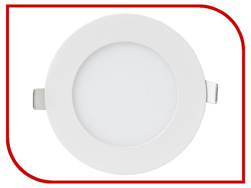 Светильник IN HOME RLP-eco 6W 230V 4000K 420Lm White IP40 4690612009995