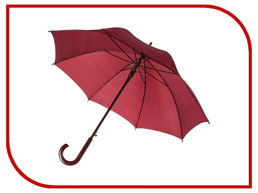 Зонт UNIT Standard Burgundy зонт unit standard green
