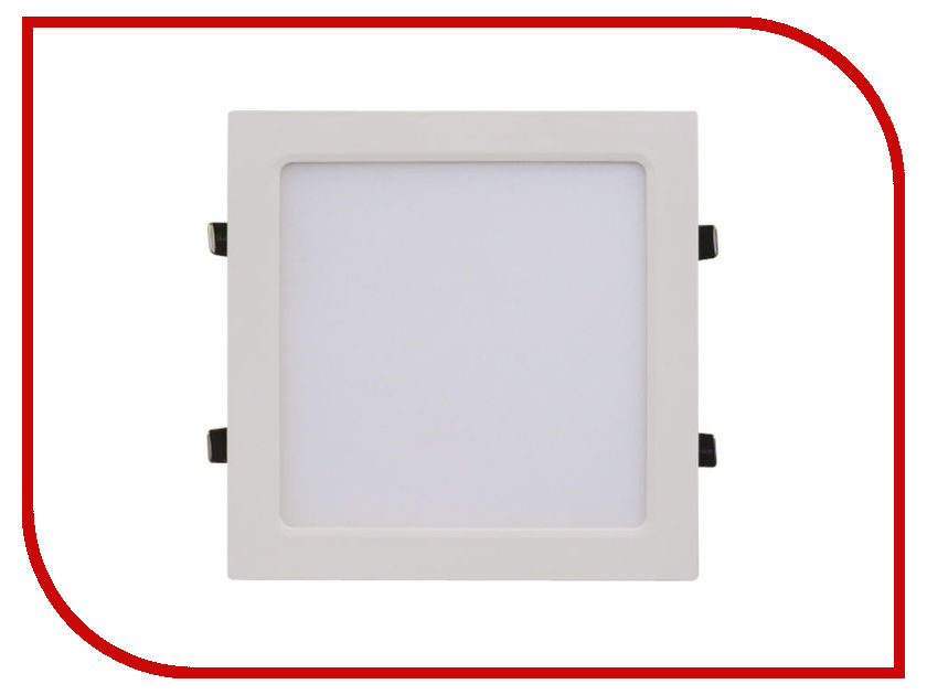 Светильник IN HOME SLP-eco 18W 230V 4000K 1260Lm White IP40 4690612007175