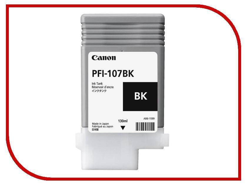 Картридж Canon PFI-107BK Black для iPF680/685/780/785