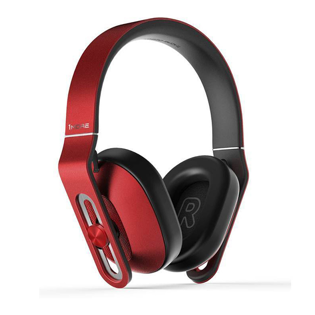 Xiaomi 1More MK801 Over-Ear Headphones Red