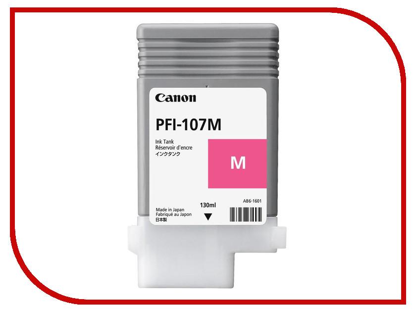 Картридж Canon PFI-107M Magenta для iPF680/685/780/785 цена и фото