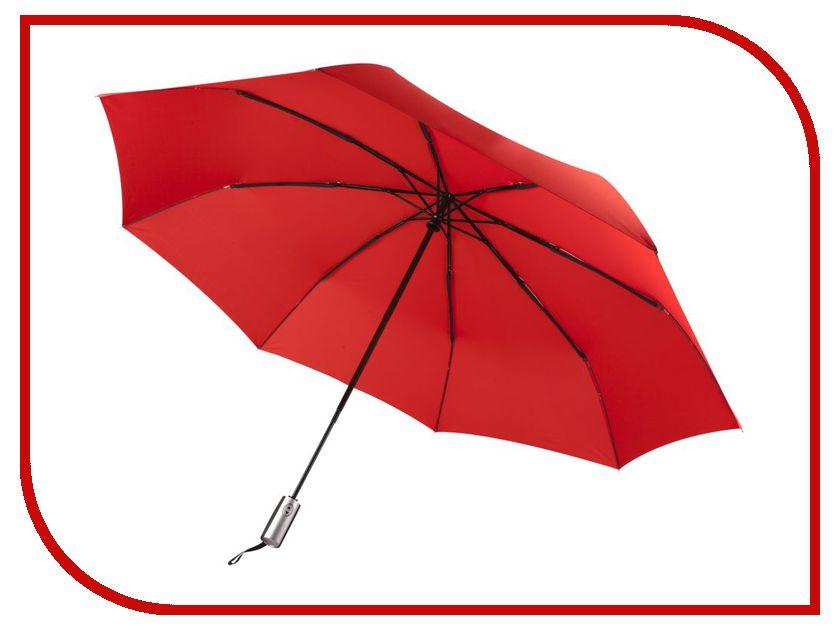 цена Зонт UNIT Fiber Red онлайн в 2017 году