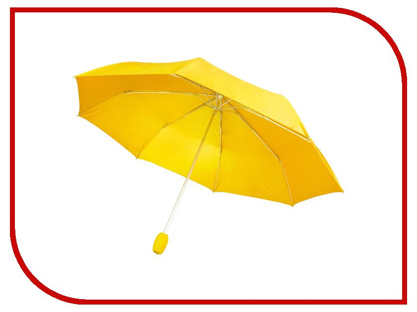 Зонт Проект 111 Тюльпан Yellow