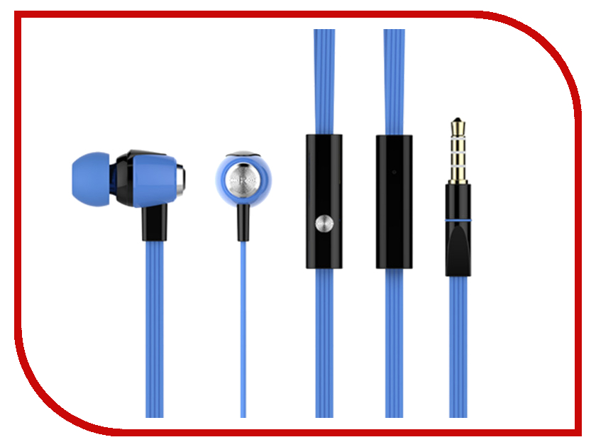 Гарнитура Yison S30 Blue