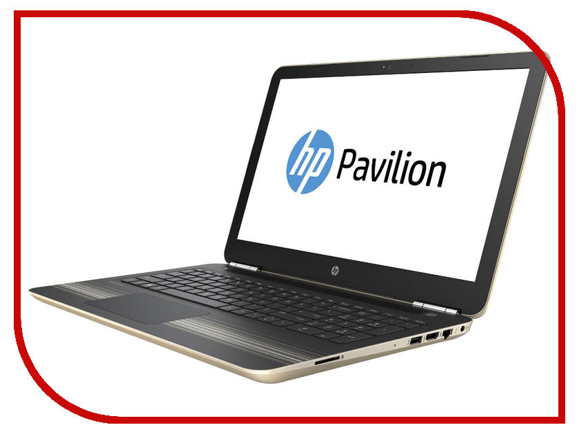 купить Ноутбук HP Pavilion 15-au128ur Z6K54EA (Intel Core i3-7100U 2.4 GHz/4096Mb/1000Gb/DVD-RW/Intel HD Graphics/Wi-Fi/Bluetooth/Cam/15.6/1366x768/Windows 10 64-bit) недорого