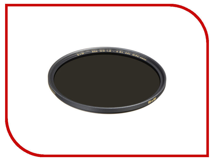 Светофильтр B+W 806 XS-Pro ND MRC Nano 72mm (1089229) цифровой диктофон olympus ws 806 ws 806