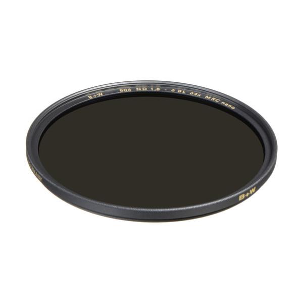 Светофильтр B+W 806 XS-Pro ND MRC Nano 72mm (1089229) светофильтр fujimi vari nd nd2 400 72mm