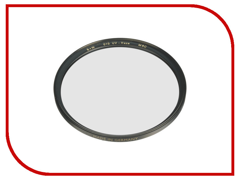 Светофильтр B+W 010 F-Pro MRC UV-HAZE 39mm (23183) светофильтр b w 010 hs uv haze 52mm 70100
