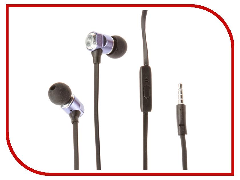 Гарнитура Maverick Pure Sound E701 Blue