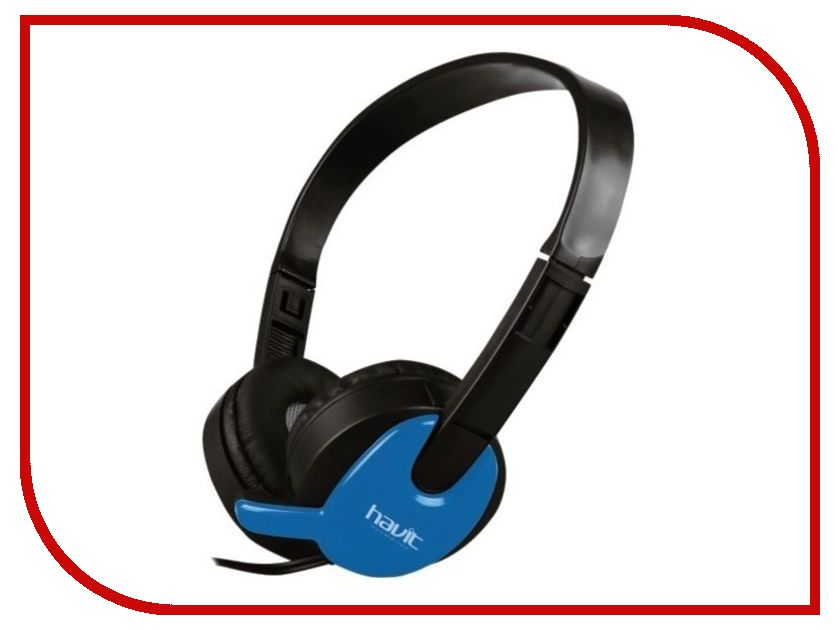 Гарнитура Havit HV-H607D Blue