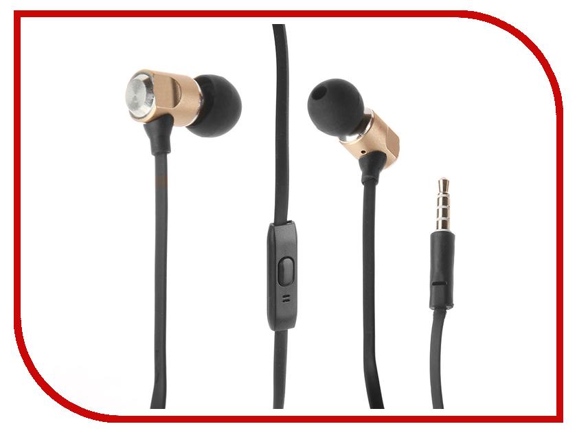 Гарнитура Maverick Pure Sound E701 Gold