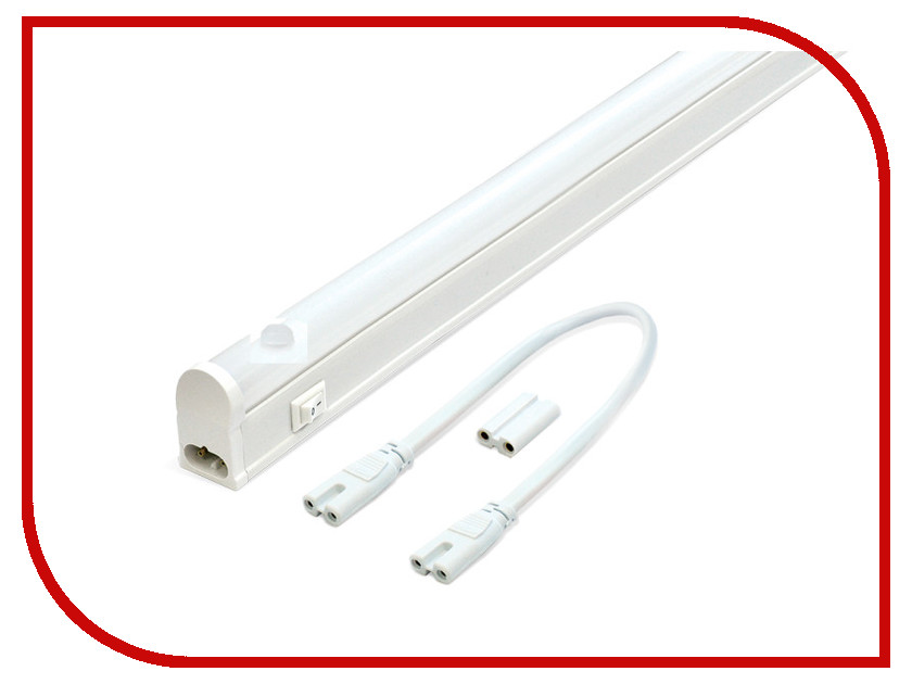 Светильник LLT СПБ-Т5Д 7W 230V 4000K 600Lm IP40 600mm 4690612004945