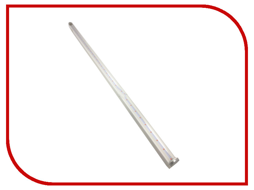Светодиодный фитосветильник LLT СПБ-Т8-ФИТО 8W 230V IP40 600mm 4690612006277 садовый хозблок в спб