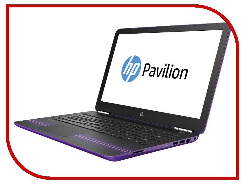 Ноутбук HP Pavilion 15-au127ur Z6K53EA (Intel Core i3-7100U 2.4 GHz/4096Mb/1000Gb/DVD-RW/Intel HD Graphics/Wi-Fi/Bluetooth/Cam/15.6/1366x768/Windows 10 64-bit)