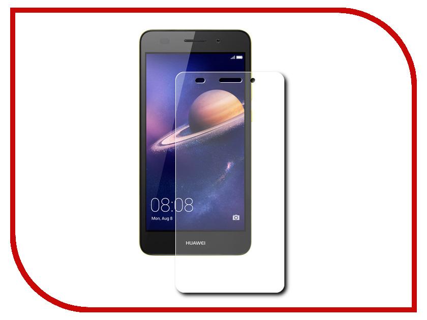Аксессуар Защитное стекло Huawei Y6 II Aksberry аксессуар защитное стекло huawei y6 ii caseguru 0 33mm 87517
