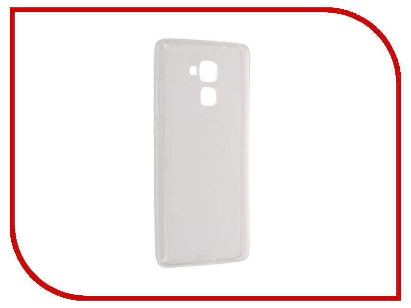 Аксессуар Чехол Huawei Honor 5C Aksberry Silicone Transparent 0.33mm аксессуар чехол micromax q334 aksberry silicone transparent 0 33mm