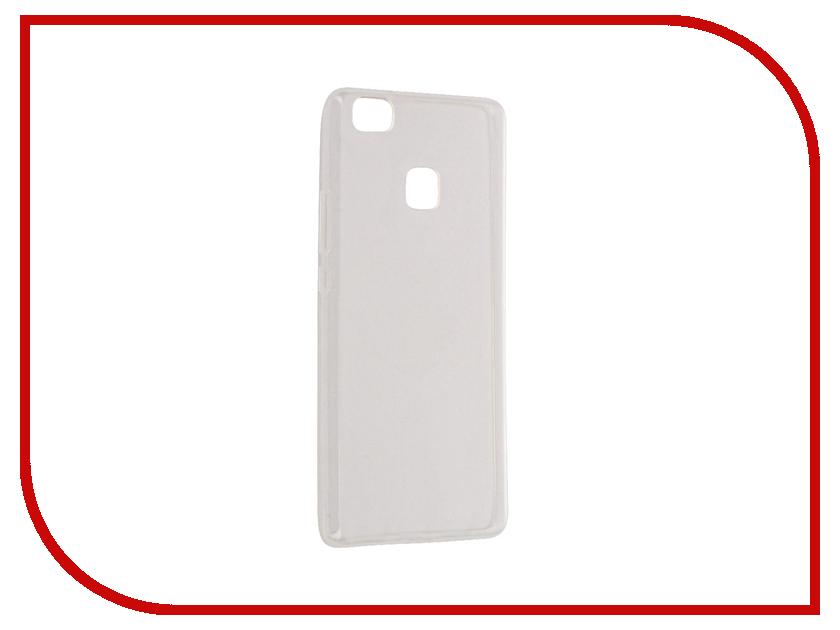 Аксессуар Чехол Huawei P9 Lite Aksberry Silicone Transparent 0.33mm аксессуар чехол huawei p9 lite zibelino classico black zcl hua p9 lit blk