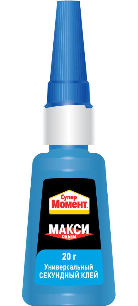 Клей Henkel Супер Момент Макси 20g 1256317