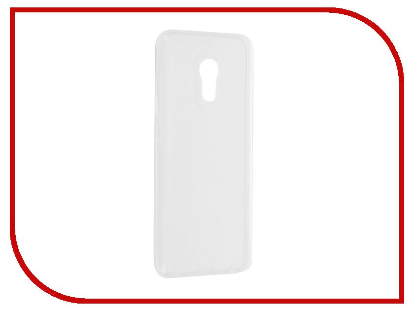 Аксессуар Чехол Meizu Pro 6 Aksberry Silicone 0.33mm Transparent аксессуар чехол meizu pro 6 aksberry