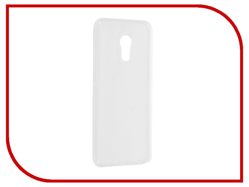 Аксессуар Чехол Meizu Pro 6 Aksberry Silicone 0.33mm Transparent аксессуар чехол micromax q334 aksberry silicone transparent 0 33mm