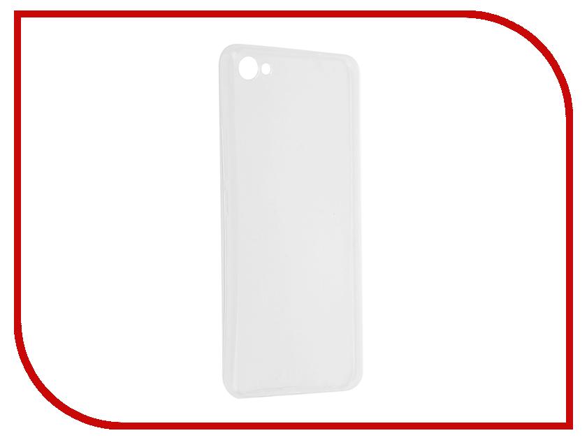 Аксессуар Чехол Meizu U20 Aksberry Silicone Transparent 0.33mm<br>